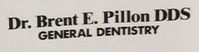 Dr. Brent E. Pillon DDS