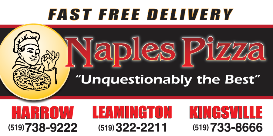 Naples Pizza Kingsville ON